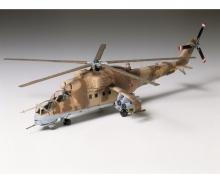 tamiya 1:72 MIL Mi-24 Hind Helikopter