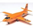 tamiya 1:72 USA F. BELL X-1 MACH BUSTER