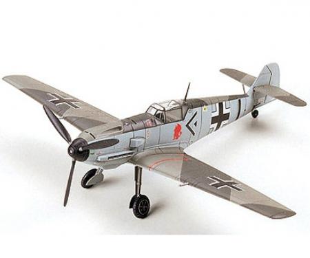 tamiya 1:72 Dt. Messerschmitt Bf109E-3