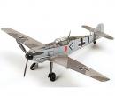 tamiya 1:72 Messerschmitt Bf109E-3