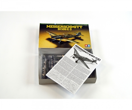 tamiya 1:72 Ger. Messerschmitt Bf109E-3