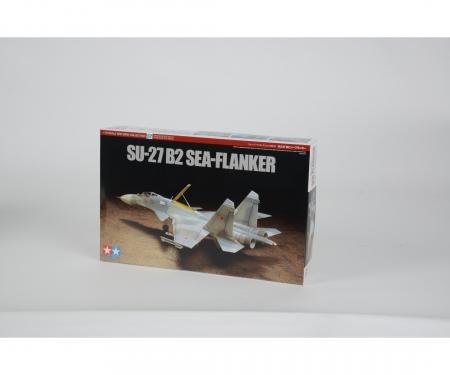 tamiya 1:72 Sukhoi SU-27 B2 Sea-Flanker