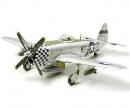 tamiya P-47D Thunderbolt Bubbletop