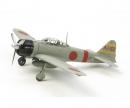1:72 WWII Mitsubishi A6M2b Zero (Zeke)