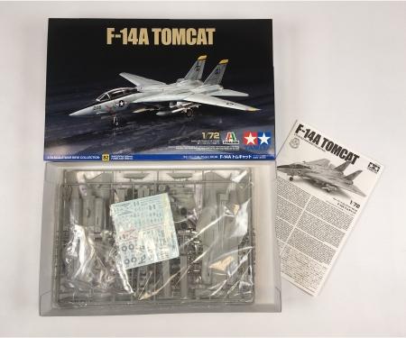 tamiya 1:72 I/T F-14A TOMCAT US Navy