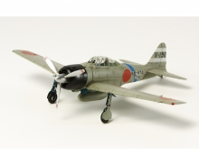 tamiya 1:72 Mits. A6M3 Zero Fighter Mo. 32 Hamp