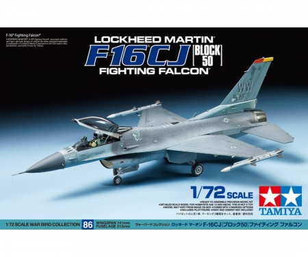 1:72 US F-16CJ Fighting Falcon