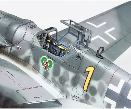 tamiya 1/72 Bf-109 G-6 Messerschmitt