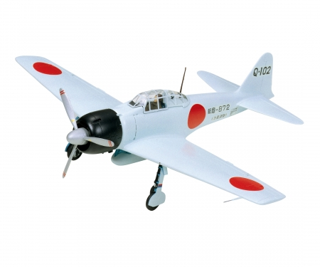 1:48 WWII Mit.A6M3 Zero Fighter T32 Hamp