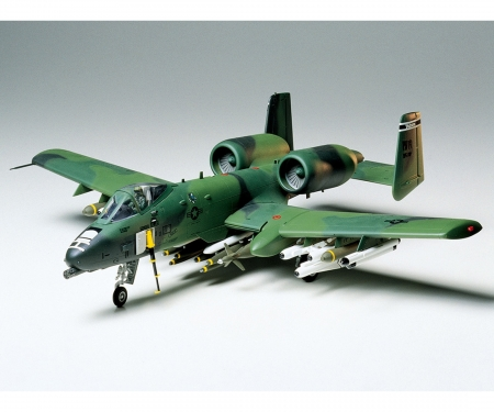 tamiya 1:48 Fairchild Republic A-10A Thunder.II