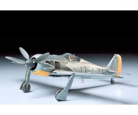 tamiya 1:48 Dt. Focke Wulf Fw190 A-3