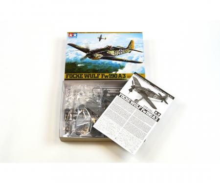 tamiya 1:48 Ger. Focke Wulf Fw190 A-3