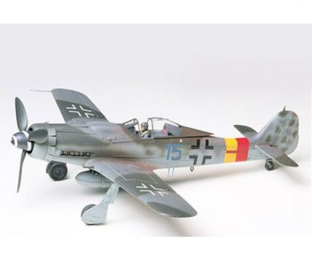 tamiya 1:48 Ger. Focke Wulf Fw190 D-9