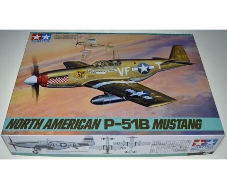 1:48 US P-51B Mustang North Americ.