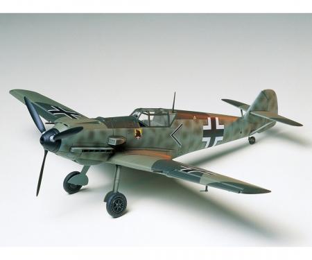tamiya 1:48 Dt. Messerschmitt Bf109 E3