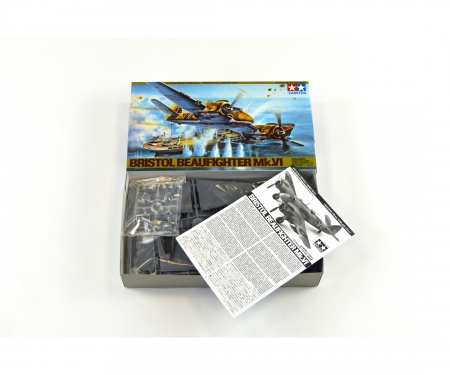 tamiya 1:48 Bristol Beaufighter Mk.6