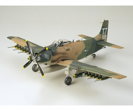 tamiya 1:48 Douglas A-1J Skyrider USAF