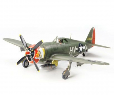 tamiya 1:48 WWII US Re.P-47D Thunderb.Razorback