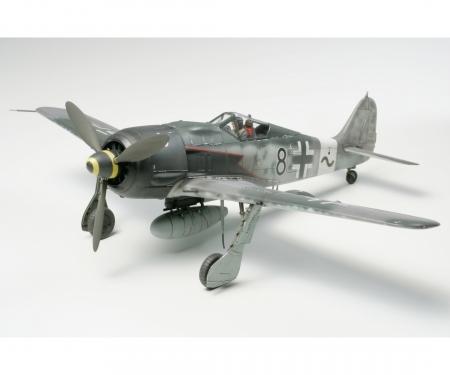 tamiya 1:48 Ger. Focke Wulf Fw190 A-8/A-8R2