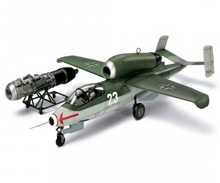 tamiya 1:48 WWII Dt.Heinkel He162A-2 Salamander