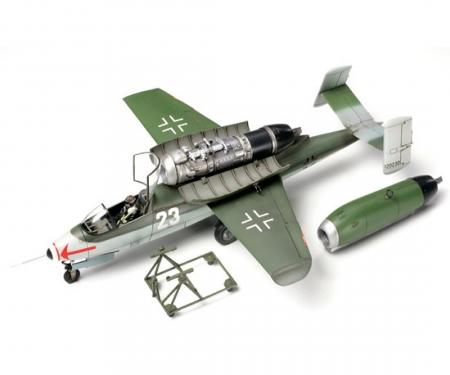 tamiya 1:48 Dt. Heinkel He162A-2 Salamander