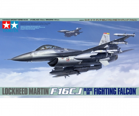 tamiya 1:48 F-16CJ Fighting Falcon Lockheed Mar