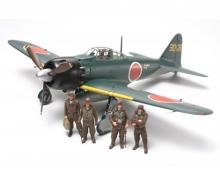 tamiya 1:48 WWII Jp.Mitsub.A6M5/5a Zero Fighter