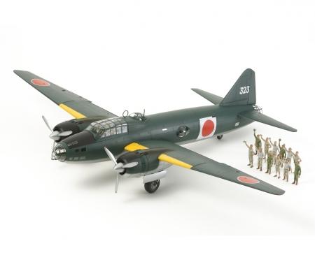 tamiya 1:48 Jap. Mitsubishi G4M1 Modell 11 (17)