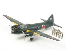 tamiya 1:48 WWII Mitsubishi G4M1 Modell 11 (17)