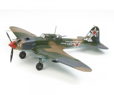 tamiya 1:48 Rus. Ilyushin LI-2 Shturmovik