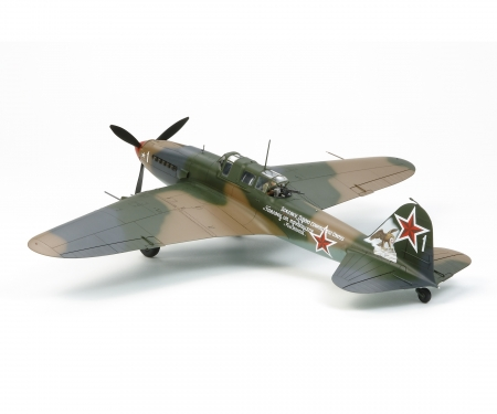 1:48 WWII Rus. Ilyushin LI-2 Shturmovik