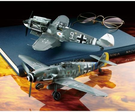tamiya 1:48 Ger. Bf109 G-6 Messerschmitt