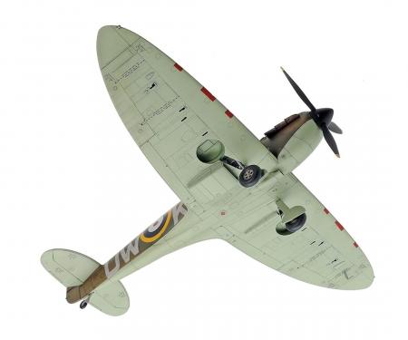 tamiya 1:48 Brit. Supermarine Spitfire Mk.I