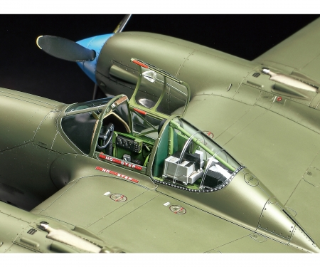 tamiya 1:48 US P-38 F:G Lightning