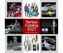 tamiya TAMIYA Katalog 2021 (GB/DE/F/E)