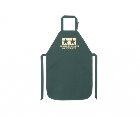 tamiya TAMIYA Craft Apron (green)