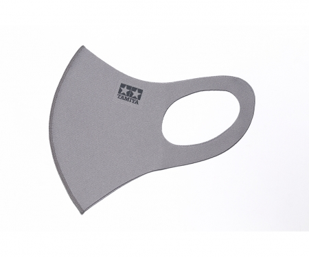 tamiya Tamiya Comfort Fit Mask Gry XL