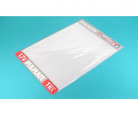 tamiya Clear Pla-Plate 1.7mm B4 *1