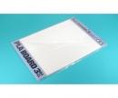 tamiya Kst-Platte 3,0mm (1) weiß 257x364mm