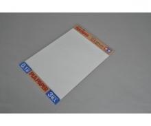 tamiya Kst-Platte 0,1mm (3) weiß 257x364mm