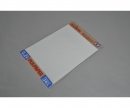 Kst-Platte 0,2mm (3) weiß 257x364mm
