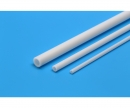 tamiya Plastic Beams 3mm Pipe (6) white