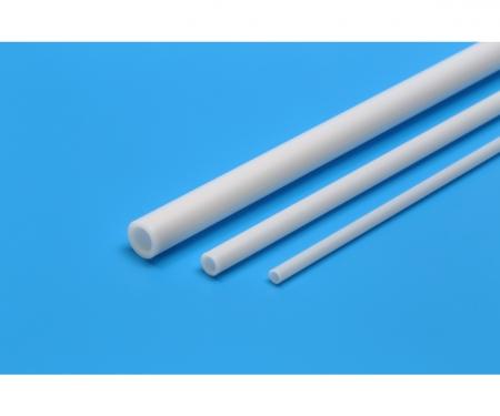 tamiya Plastic Beams 5mm Pipe (5) white