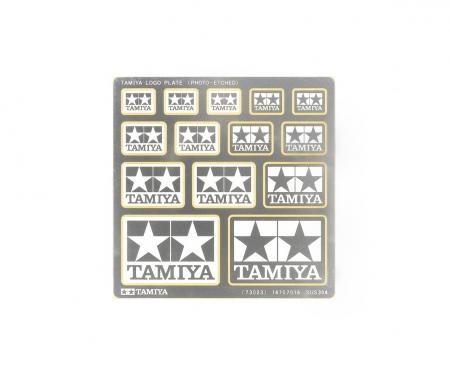 tamiya Tamiya Logo Plate