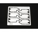 tamiya Fotoätz-Sägeblatt 0,1mm (2x3) reißen