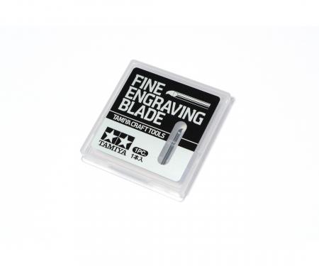 Gravurklinge 0,5mm / 2mm Schaft / L.25mm