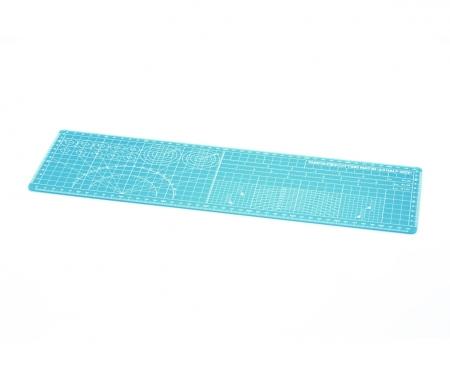 tamiya Schneidunterlage Alpha 420x148mm blau