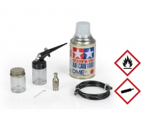 tamiya Tamiya-Badger 250 II Airbrush Set