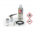 TAMIYA-Badger 350 II Airbrush-Set