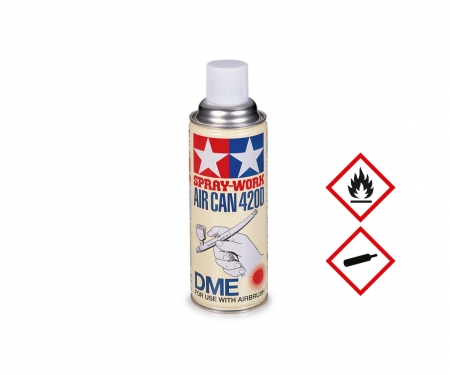 Tamiya Treibmitteldose 420 ml